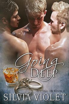 Going Deep (Fitting In Book 4) by [Violet, Silvia]