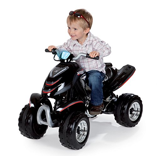 Smoby 33050 -  Elektronisches X-Power Quad Carbone