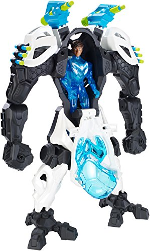 Max Steel CJP10 – Turbo Dual Armor