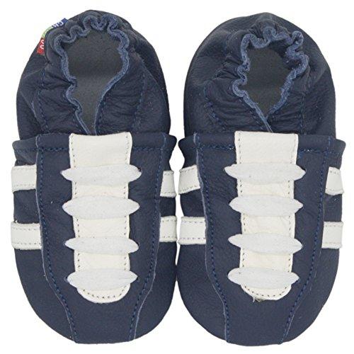 Carozoo Sneaker Dark Blue 12-18m