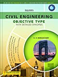 CIVIL ENGINEERING Objective Type with Detailed Synopsis