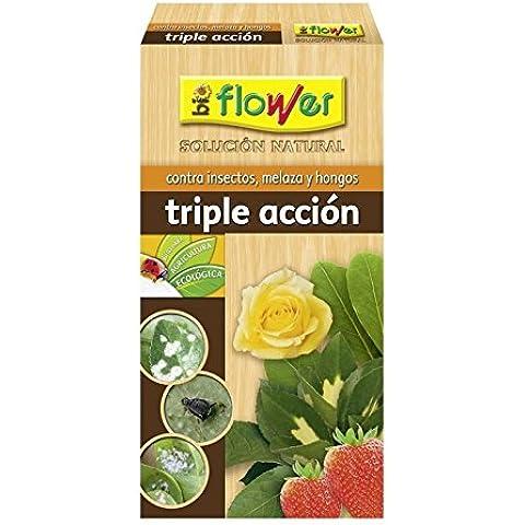 Flower-Insecticida Triple accion 100