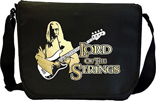 Bass Guitar Lord Strings Gandalf - Sheet Music Document Bag Musik Notentasche MusicaliTee