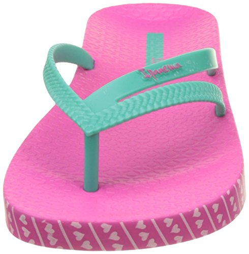 Ipanema - Bossa Soft Fem, Infradito Donna Rose (Pink/Green)