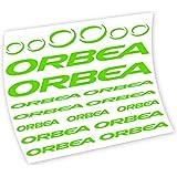 Orbea Pegatinas en Vinilo Adhesivo Cuadro, Logo 2021