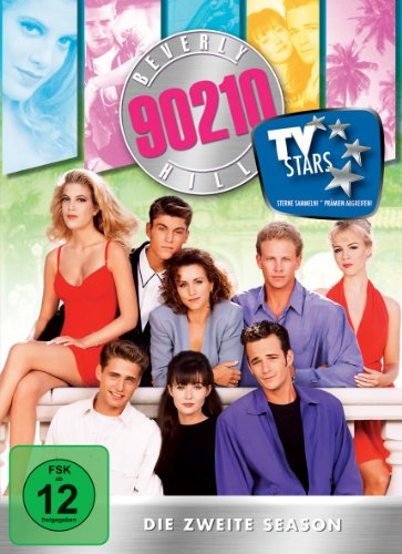 Beverly Hills 90210 - Season 2 (8 DVDs)