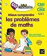 Mini Chouette - Mieux comprendre les problèmes de maths CM1/CM2 par Cohen