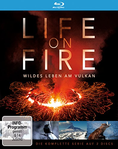 Life on Fire - Wildes Leben am Vulkan [Blu-ray]