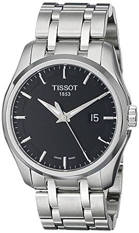 Tissot Herren-Armbanduhr COUTURIER Edelstahl T0354101105100