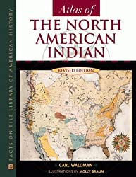 Atlas of the North American Indian, Revised Edition by Carl Waldman (2000-03-23)