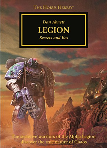 Legion (Horus Heresy Book 7) (English Edition)