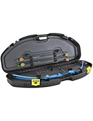 Plano 1109-00 Protector Series Ultra Compact Bow Case (Black) by Plano Molding