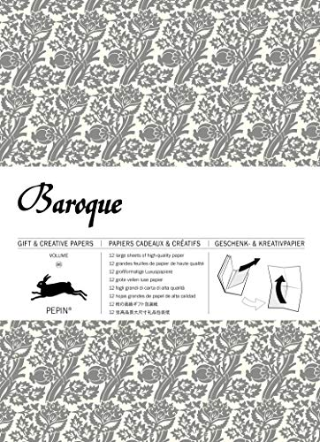 Baroque: Gift & Creative Paper Book Vol. 86 (Gift & creative papers (86))