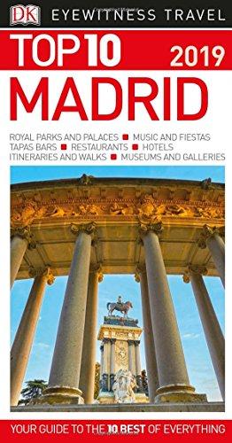 Madrid. Top 10. Eyewitness Travel Guide (DK Eyewitness Travel Guide) por Vv.Aa