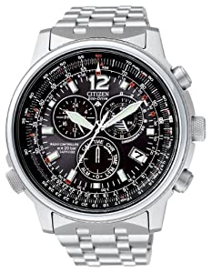 Citizen AS4020-52E Crono Pilot Radiocontrollato de Citizen