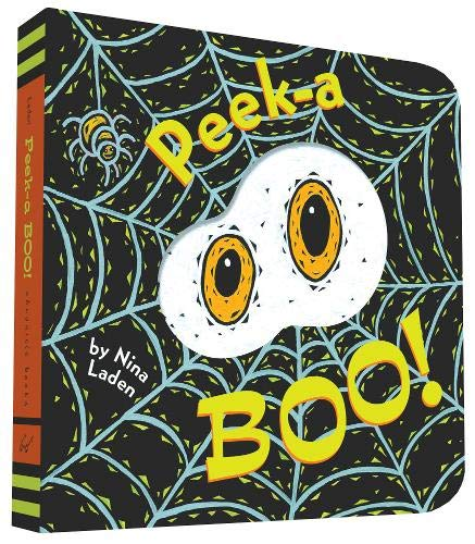 Peek-a Boo! (16 Notecards and Envelopes)