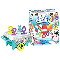 AMAV Toys 1660 AMAV ICY Delights Factory Toy-DIY Popsicle-Make and Eat Your Own Ice Pops