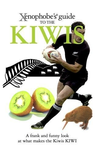 The Xenophobe's Guide to the Kiwis (Xenophobe's Guides) por Christine Cole Catley