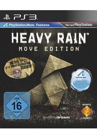 Heavy Rain - Move Edition [import allemand]