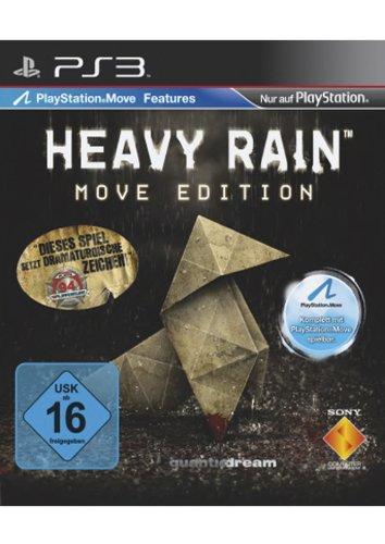 Sony Computer Entertainment Heavy Rain (Move Edition)