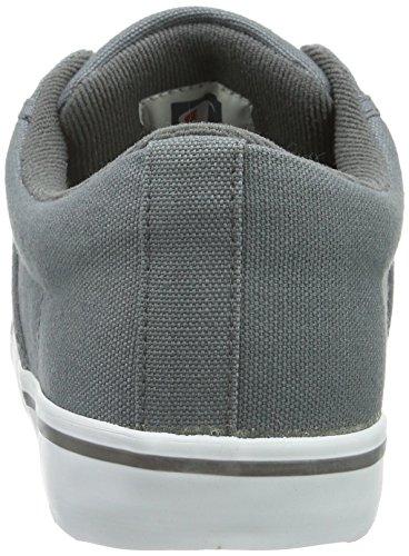 Champion Low Cut Shoe Placard, Baskets Basses homme Gris - Grau (Titanium 388)