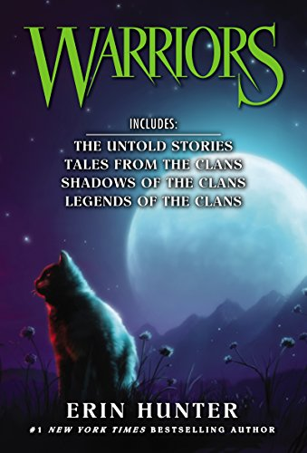 Warriors Novella Box Set: The Untold Stories, Tales from the Clans, Shadows of the Clans, Legends of the Clans por Erin Hunter
