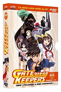 Gate Keepers, vol.1 - Coffret 4 DVD [Édition Collector]