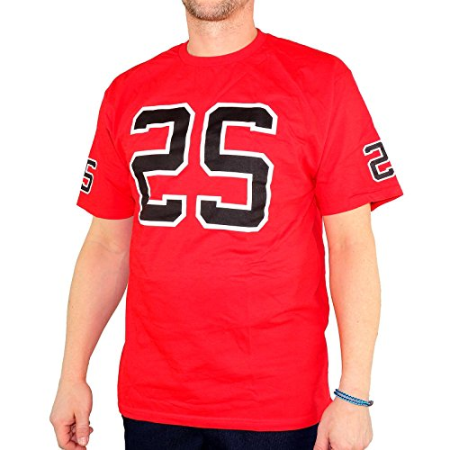 T-Shirt Stüssy SS Jersey Red