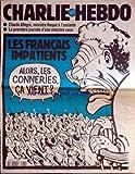 Charlie Hebdo n° 260 - 11/06/1997 - Les Français impatients : Alors les conneries, ça vient ? (Riss)/Claude Allègre, ministre floqué à l'amiante/La première journée d'une ministre coco