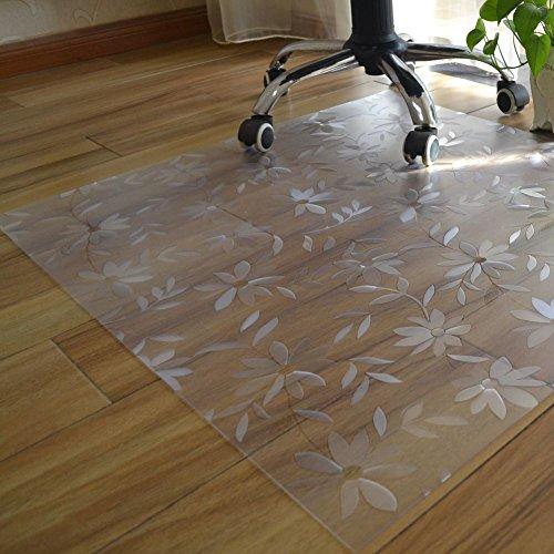 Floor Protector Bürostuhl Für (Le fu Yan Pvc-matte für teppiche,Büro-stuhl-matte für teppichböden, Wasserdicht,Anti-schleudern,Multi-purpose floor protector,1.5mm stärke und verschiedenen größen-A diameter120cm(47inch))
