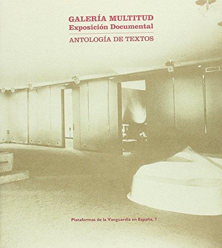 Galería Multitud. Antología de textos por Vv.Aa