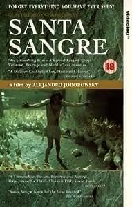 Santa Sangre [VHS]