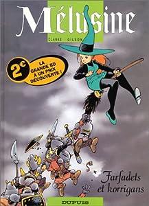 """Afficher """"Mélusine n° 6<br /> Farfadets et korrigans"""""""