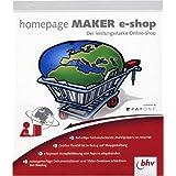 Homepage Maker E-Shop