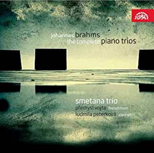 Brahms: The Complete Piano Trios & Clarinet and Horn Trios
