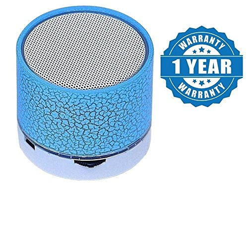 62592d46bae Renyke Wireless LED Bluetooth Speakers S10 Handfree with Calling Functions  & FM Radio with In-