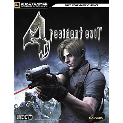 OSG Resident Evil 4 Ps2 (Official Strategy Guides (Bradygames))