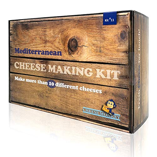 Cheese Making Kit (20 Batches) H...