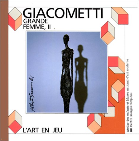 Alberto Giacometti, Grande femme II par Sophie Curtil