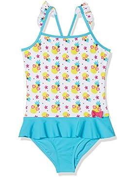 Sterntaler Kinder Mädchen Badeanzug mit Windeleinsatz