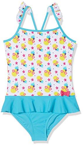 Sterntaler Kinder Mädchen Badeanzug, UV-Schutz 50+, Alter: 3-4 Jahre, Größe: 98/104, ()