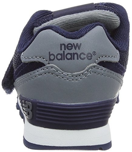 New Balance Kv574cwi M Hook and Loop, Sneakers Basses Mixte Enfant Bleu (Navy)