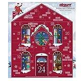 Airpure - Calendario dell'Avvento con candele profumate House