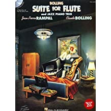 Claude Bolling: Suite for Flute and Jazz Piano Trio (Book & CD)