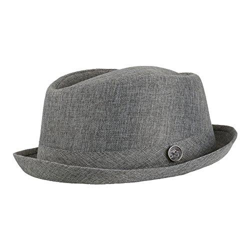 Chillouts Balboa Hat Gr. S-M [55-57] in der Farbe Grau NEU ! ! !