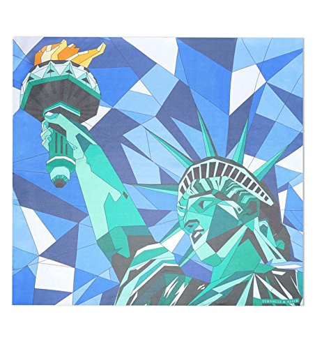 turnbull-asser-statue-of-liberty-mosaic-green-blue-silk-pocket-square-rrp-70