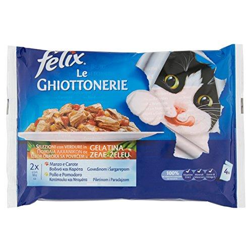 felix-le-ghiottonerie-con-verdure-manzocarote-e-pollopomodori-4x100g-10-pezzi