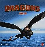Dragons Broschurkalender - Kalender 2019 Bild