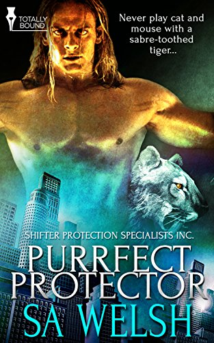 Purrfect Protector (Shifter Protection Specialists Inc. Book 1) (English Edition)