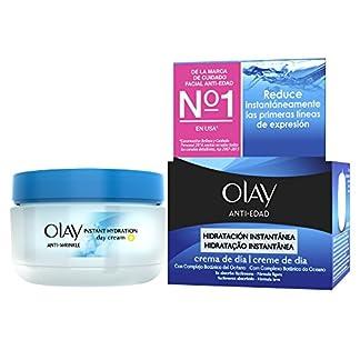 Olay Crema facial de día hidratante Anti-Edad Hidratación Instantánea 50 ml